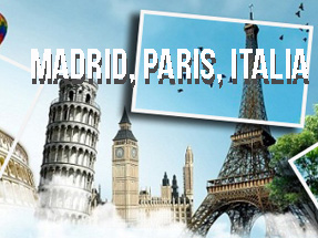 Madrid paris y paisaje europeo pedraza tours for Vuelos de paris a barcelona