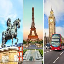 MADRID – PARIS – LONDRES